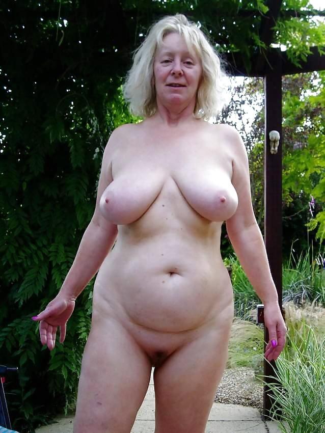 Mature british bbw porn-8964