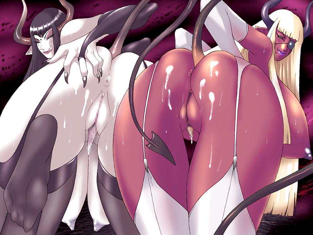 Sex Demon By Gattsun