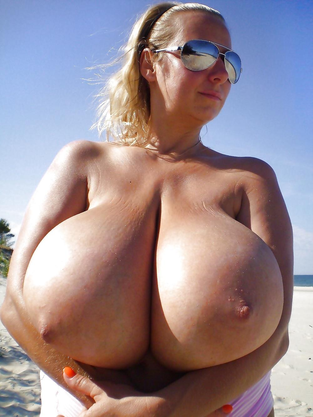 Big Tits Beach