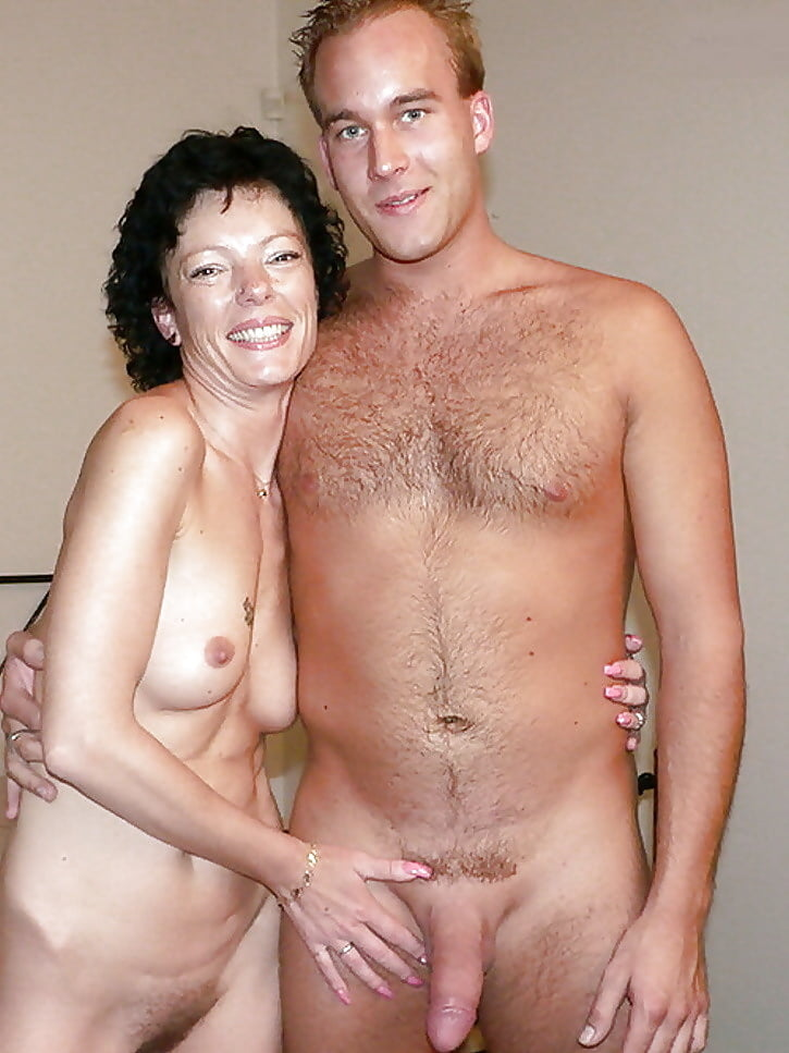 Mature couples young boy — pic 11
