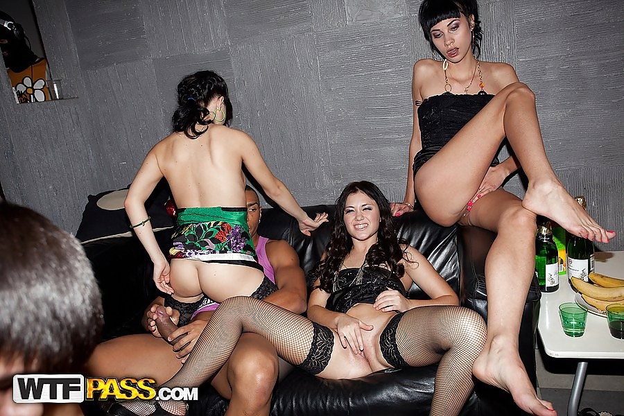 Persian pussy party 12