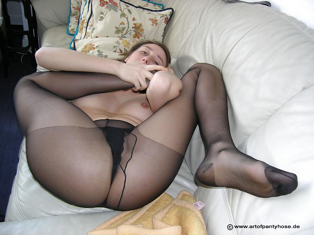 Dirty pantyhose photos