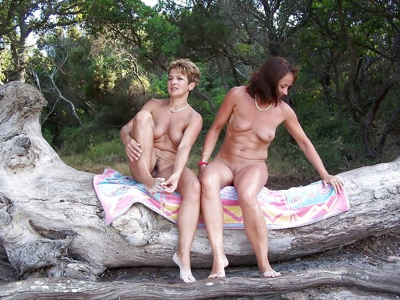 Young Nude People