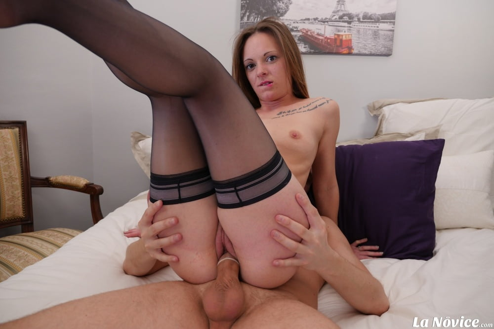 French Teen (18+) Gets Her Pussy Banged Hard