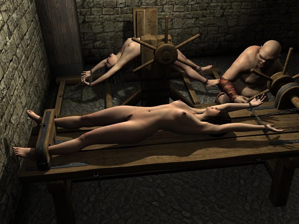 Brutal torture pics
