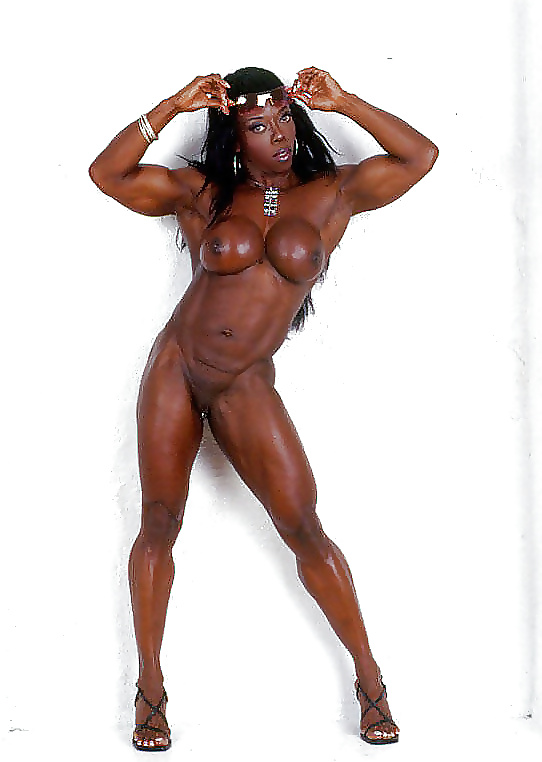 Naked muscle girls extreme pics