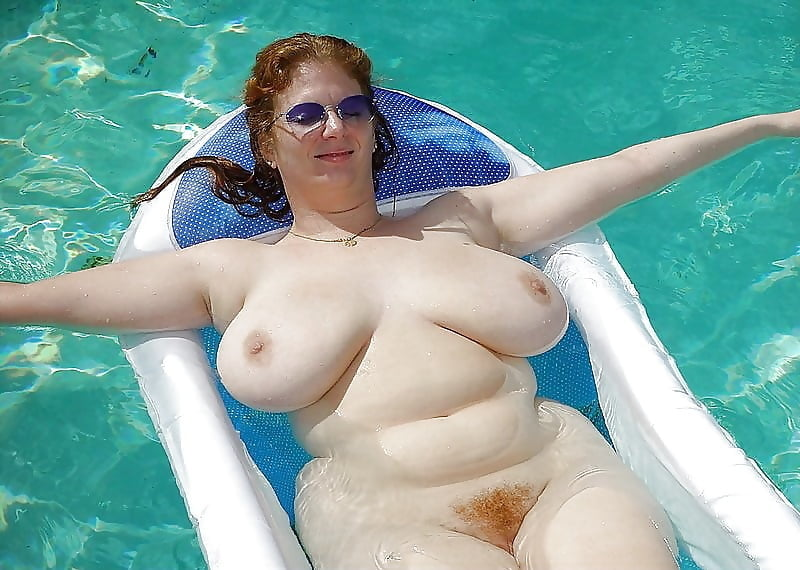 Still Sexy And Swimming Nude