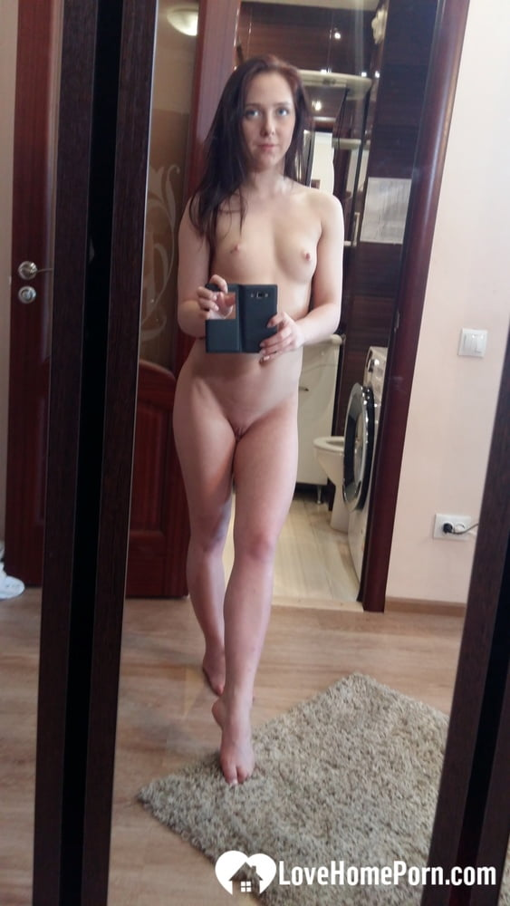 Taking nudes in front of my new mirror