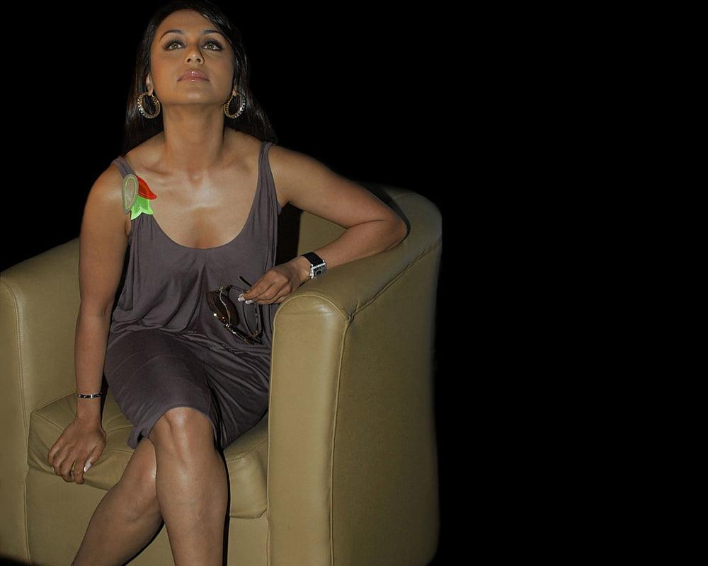 Rani mukherjee naked boobs-4622