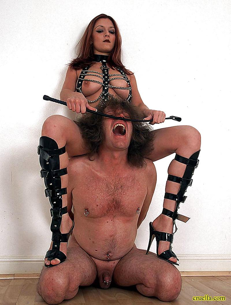 Porn Clip Bound erotic gag noose story