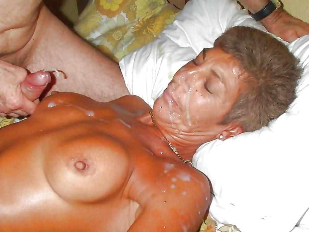 Granny Orgasm Porn Pics