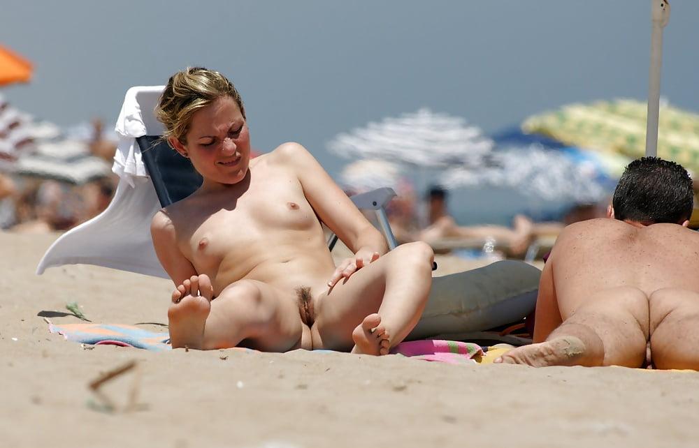 Beach free photo voyeur