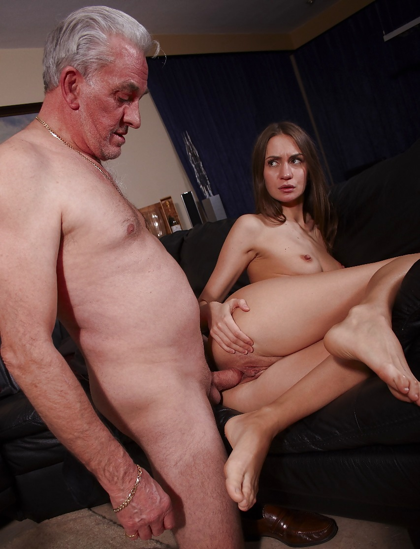 Very horny old men nude pic 15