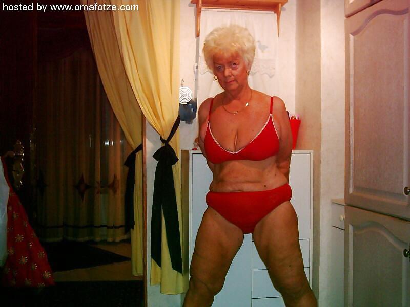 Homemade mature naked-8571