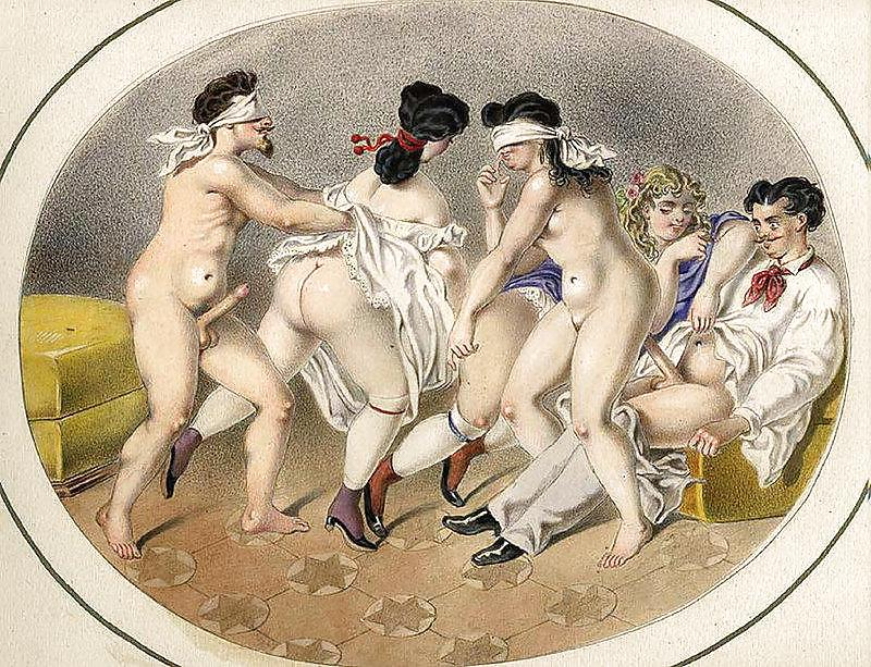 проститутки 14 века