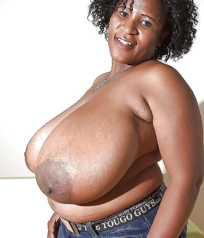 Big black amateur boobs-9473
