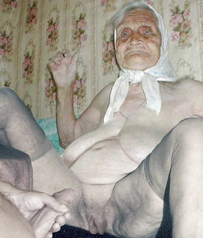 Very old grannies porn