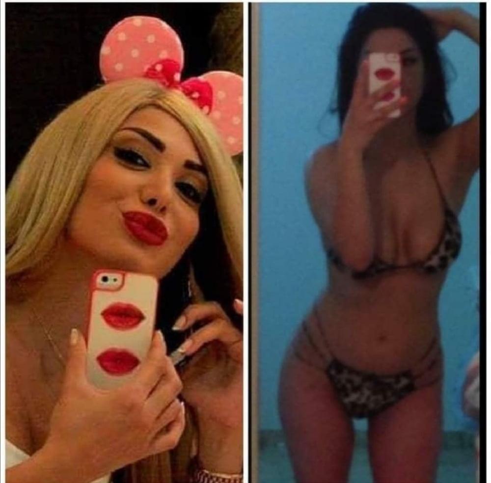 Golombek nackt sex dana Brooke Walyad