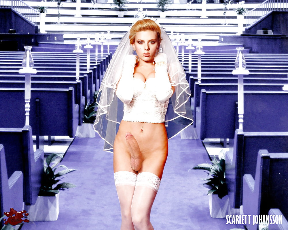 Scarlett Johansson Big Cock - 14 Pics