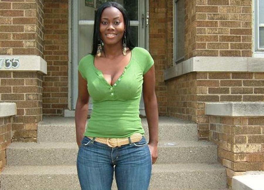 Black girl babe-5168