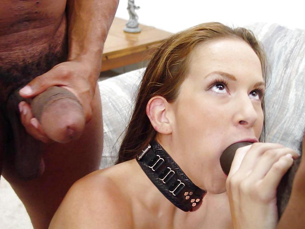 Wife bitch collar master cum 1
