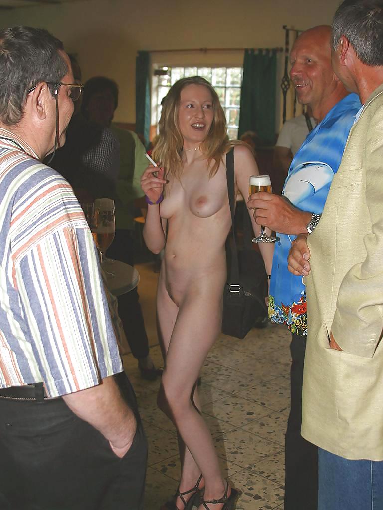 Guy Getting Stripped By Girls