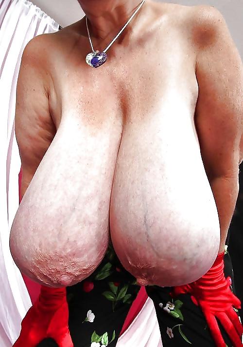 Big Tits Older Grannies