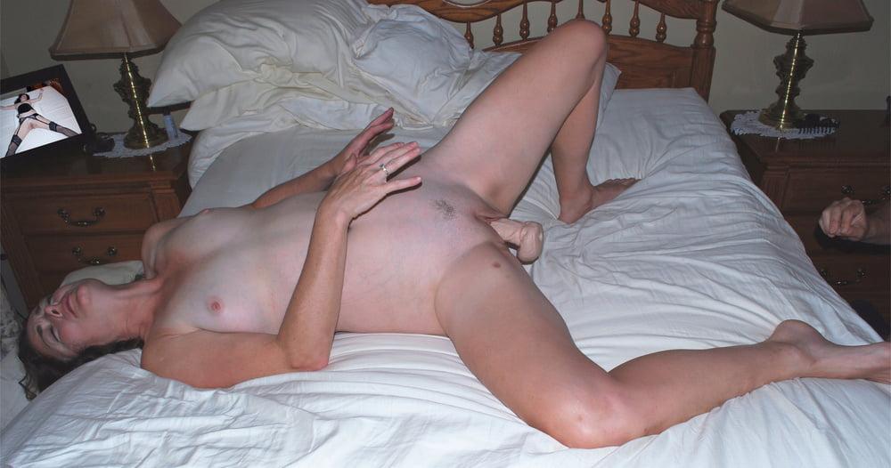 Домашний оргазм девушки