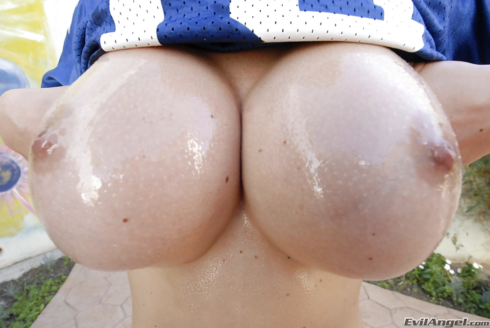 Terrific fantastic tits videos, huge boobs dick suck free video