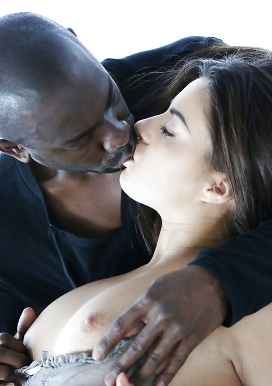 Teen interracial french kissing sex size