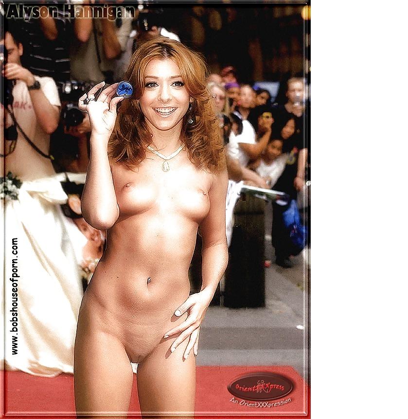 Alyson Hannigan Nude Gallery