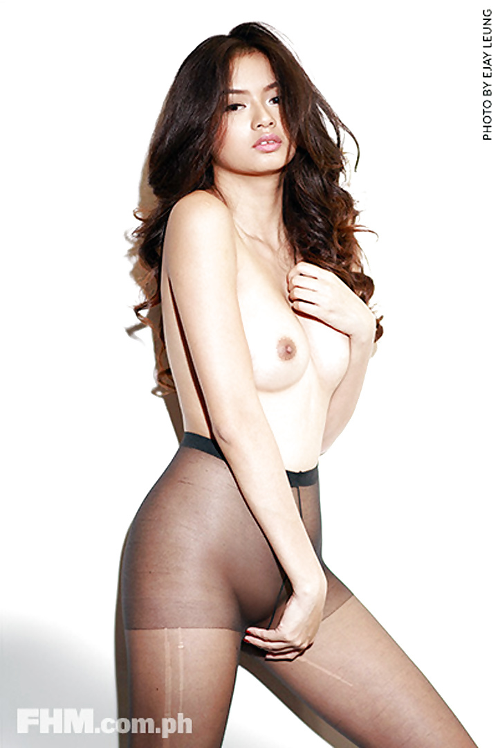 Krisha Francisco Is Sexy In Fhm Philippines