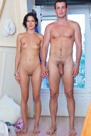 Nackt Paar