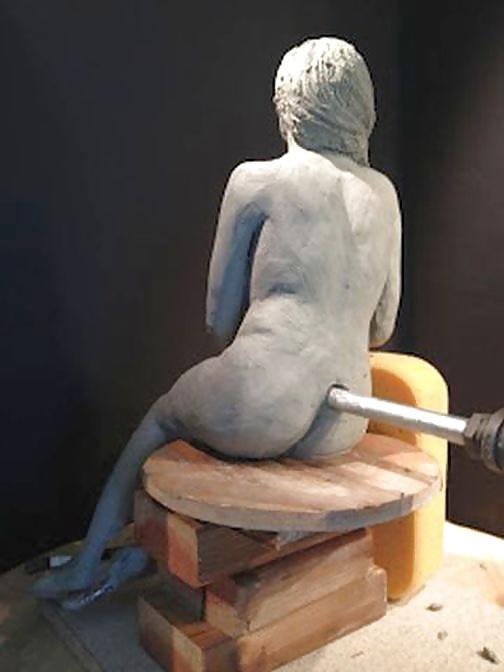Hots Nude Statues Scenes