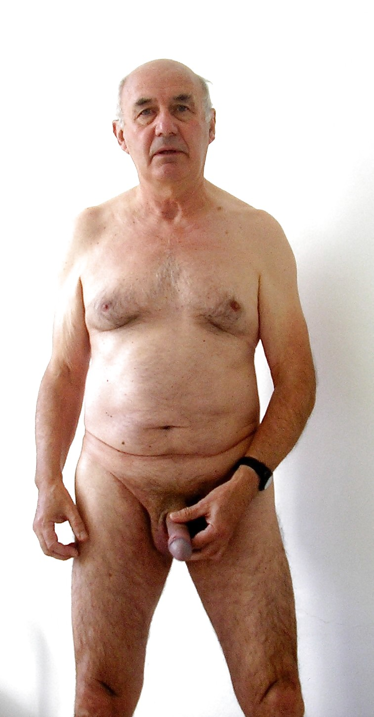 Naked grandpa old pictures — 5