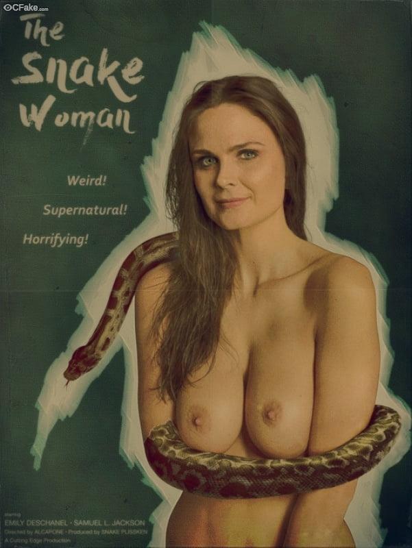 Emily deschanel original nude pics