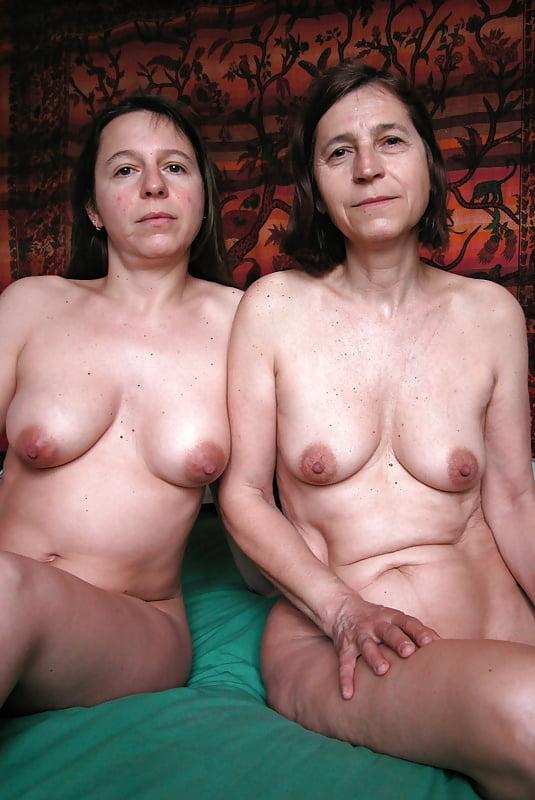 Grandma and daughters sex