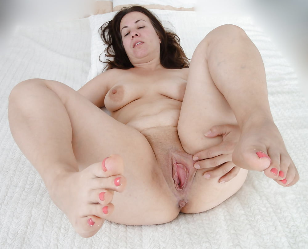My Young Chubby Wife's Tight Pink Pussy