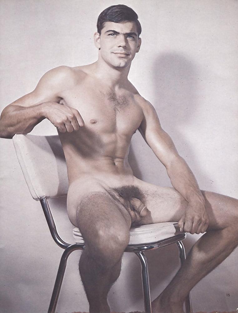 Vintage argentine nude men — pic 14