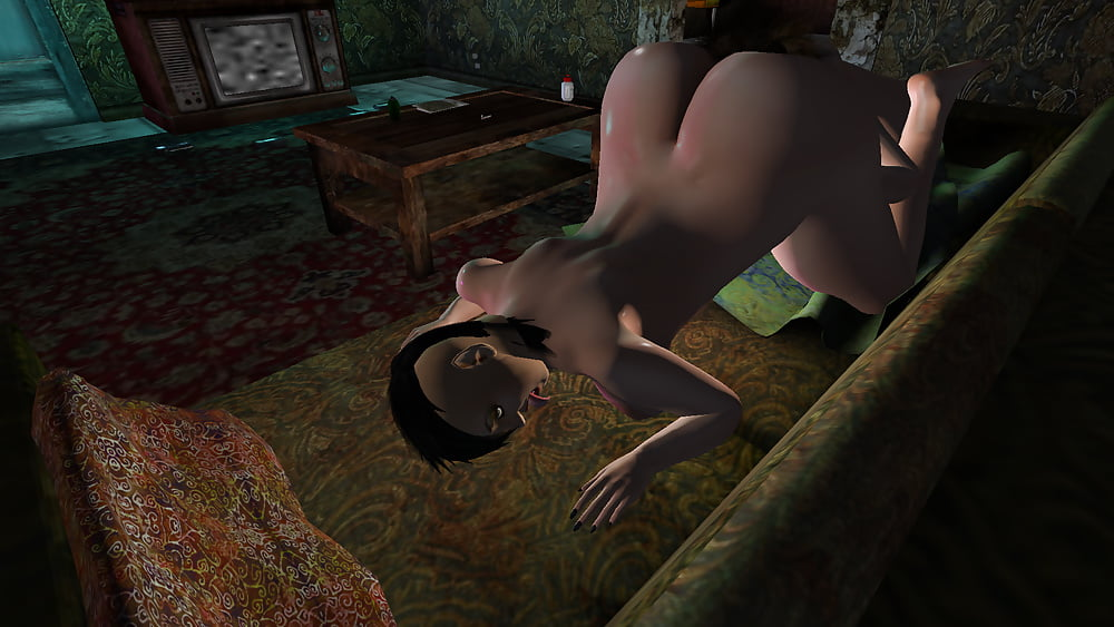 Silvia kyrie second life fucking with a tgirl - 2 part 4