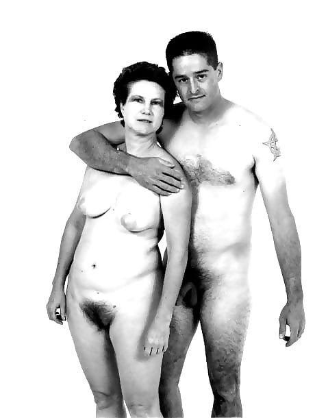 vintage-mother-son-naked