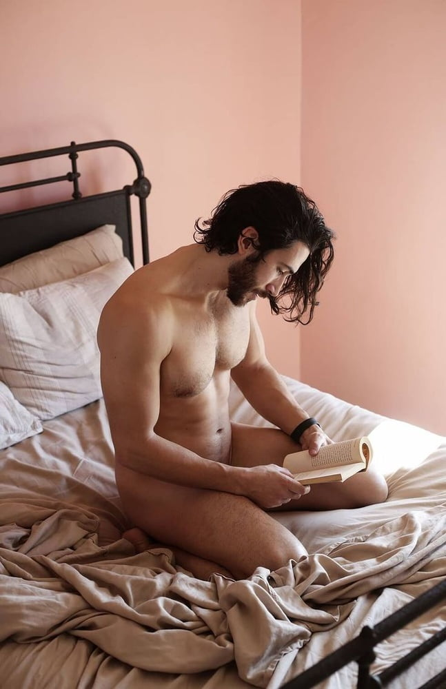Naked guys reading next
