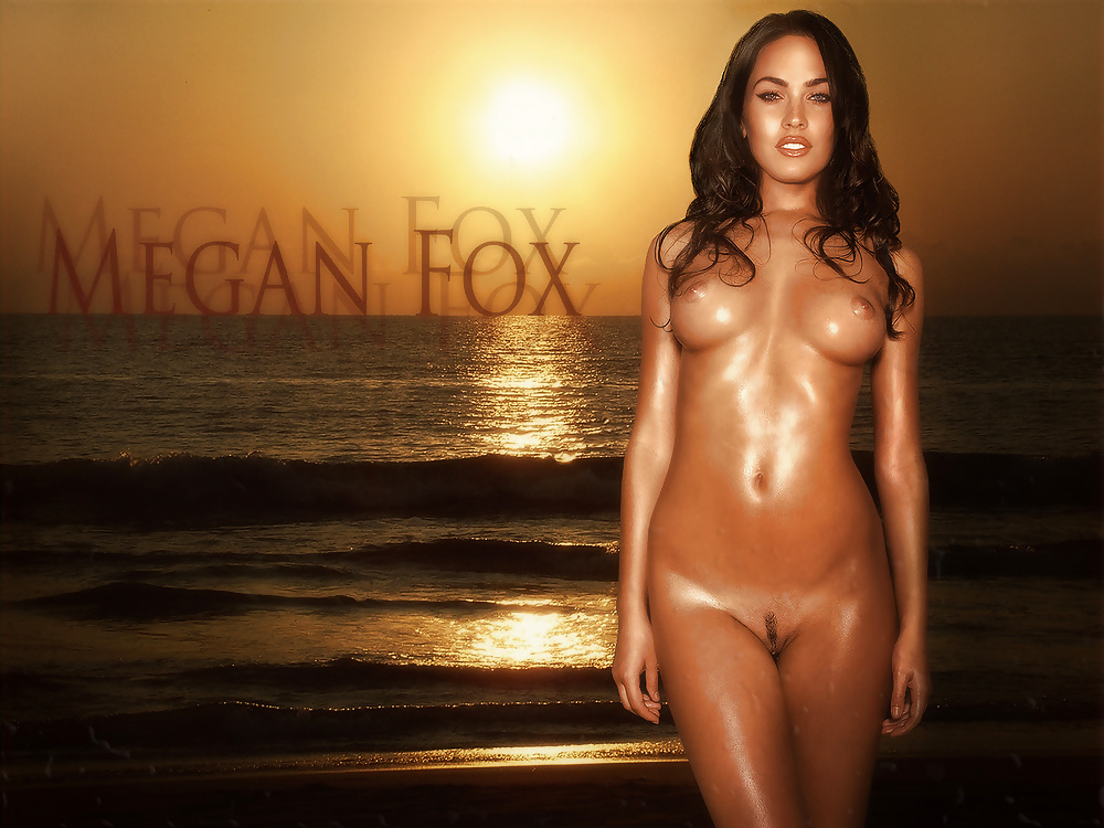 Megan fox photo gallery nude