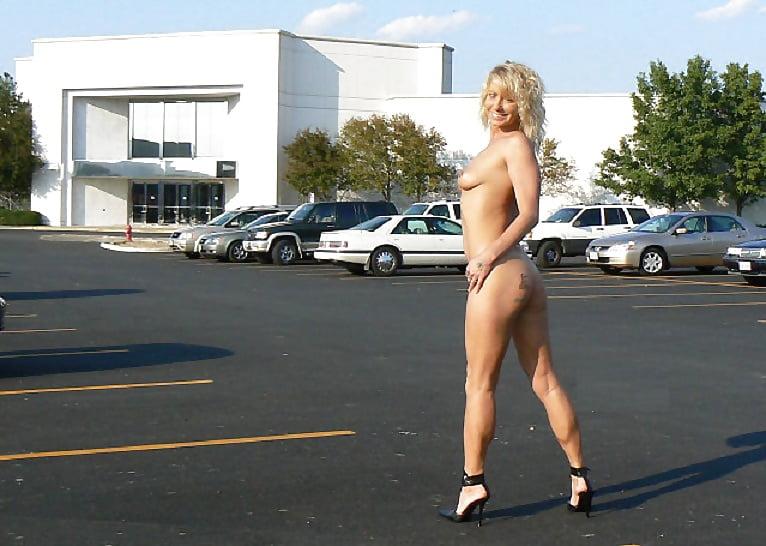 Naked parking lot — img 14