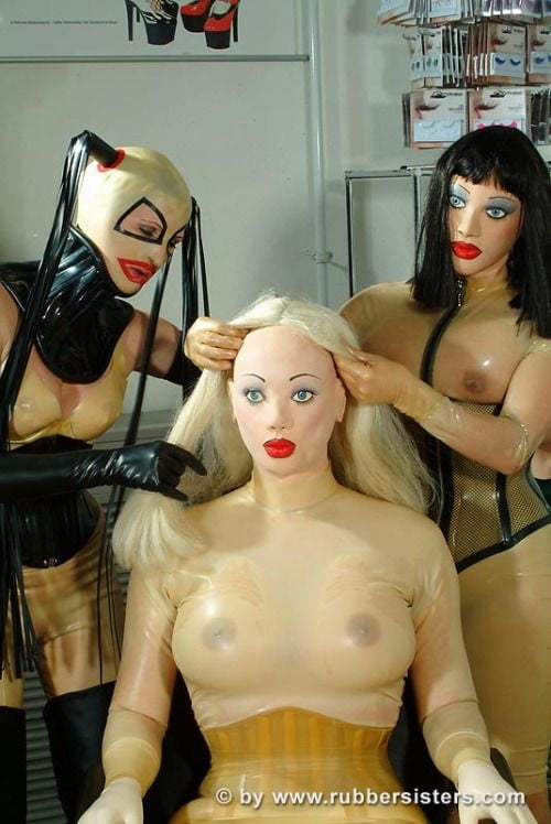 Sex movies with rubber dolls