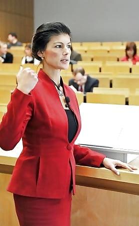 Wagenknecht sex sahra Sahra Wagenknecht