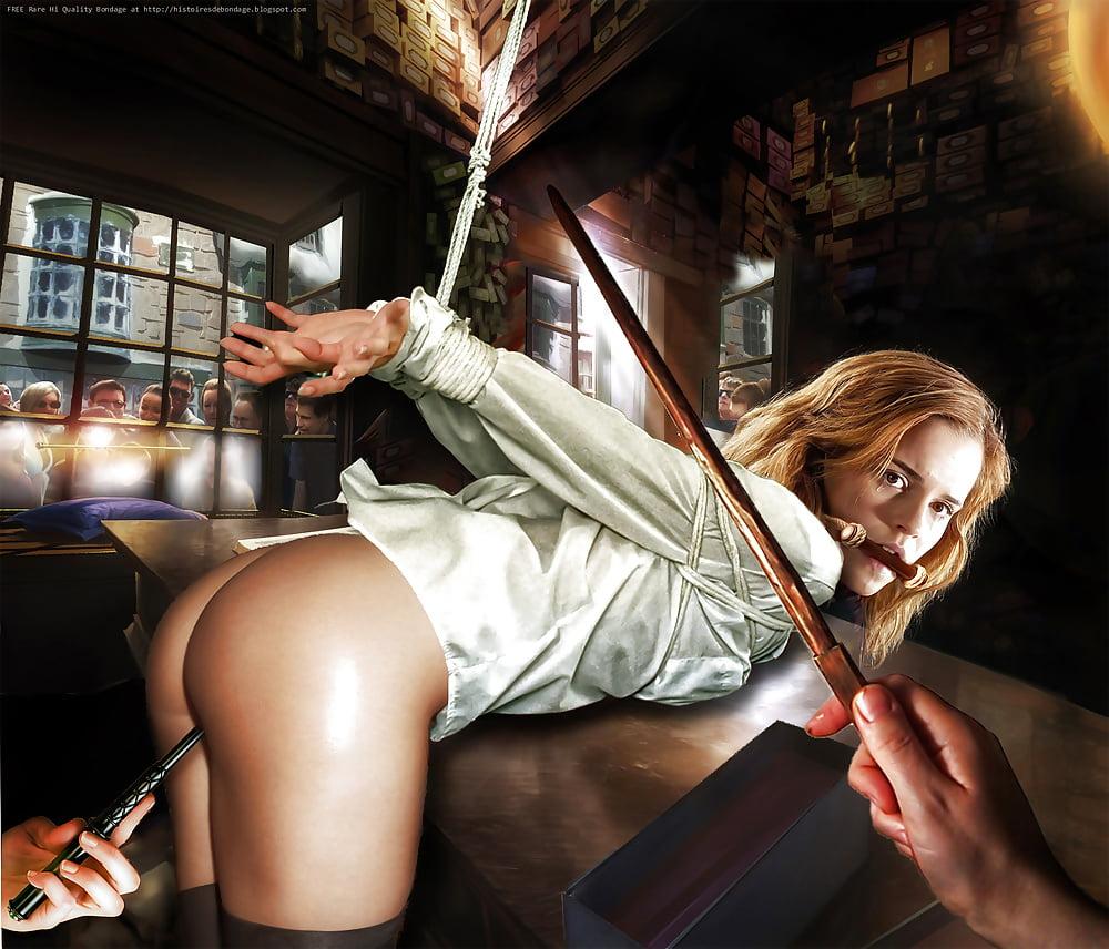 Harry Potter Captured Slave Bondage Porn