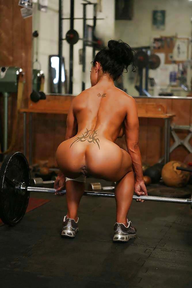Naked squat gif — img 7