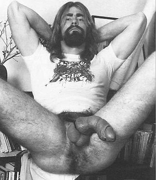 Hot Naked Long Haired Guys