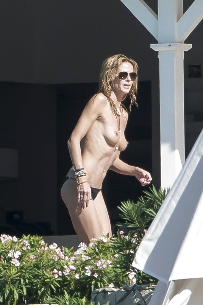 Heidi klum nude photos naked sex pics